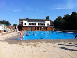Wycombe Rye Lido - heated most of the year