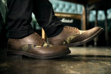 Woburn Waxy/Camo Brown